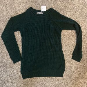 Hunter Green Sweater
